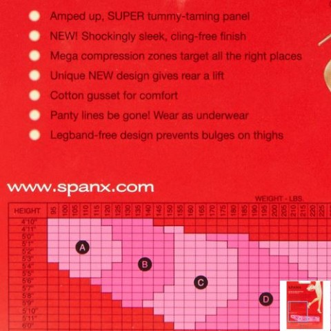 Spanx In-Power Line Super Power Panties Costco  3
