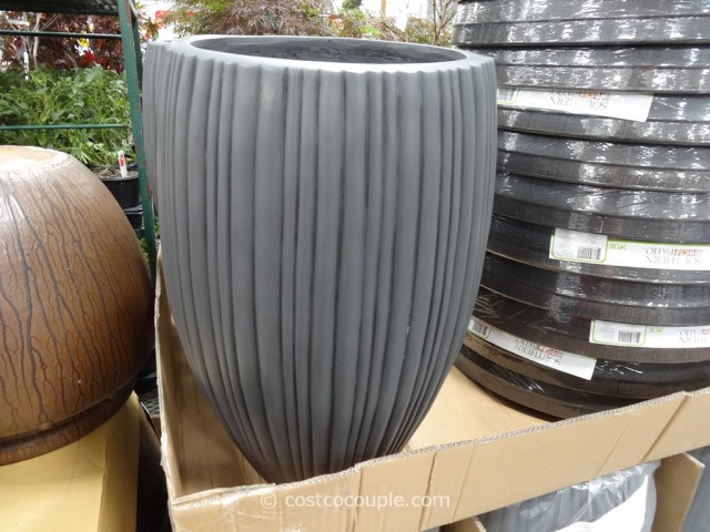 Tasc Fluted Vase Planter Costco 2