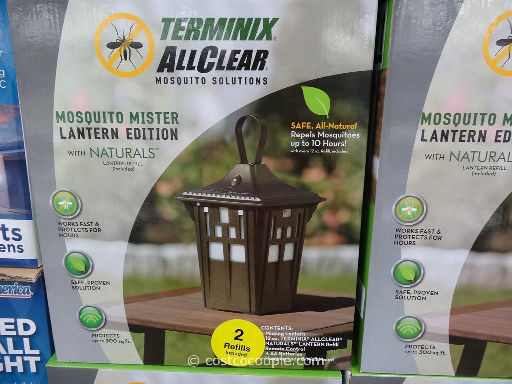 Terminix All Clear Mosquito Mister Lantern Costco 4