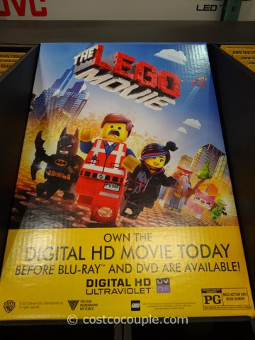 The Lego Movie Costco 2