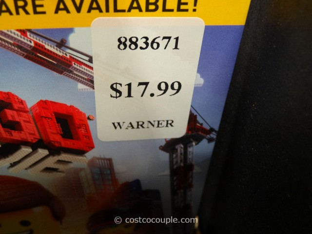 The Lego Movie Costco 3
