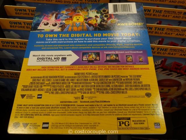 The Lego Movie Costco 4