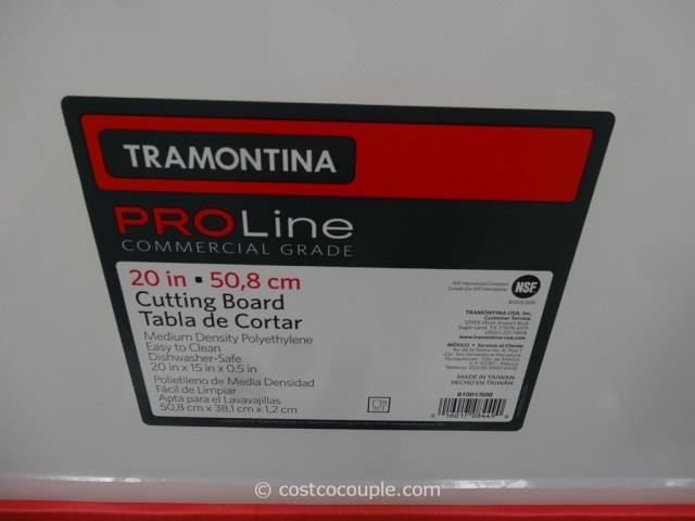 Tramontina Proline Polyethylene Cutting Board Costco 2