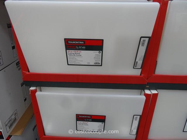 Tramontina Proline Polyethylene Cutting Board Costco 3