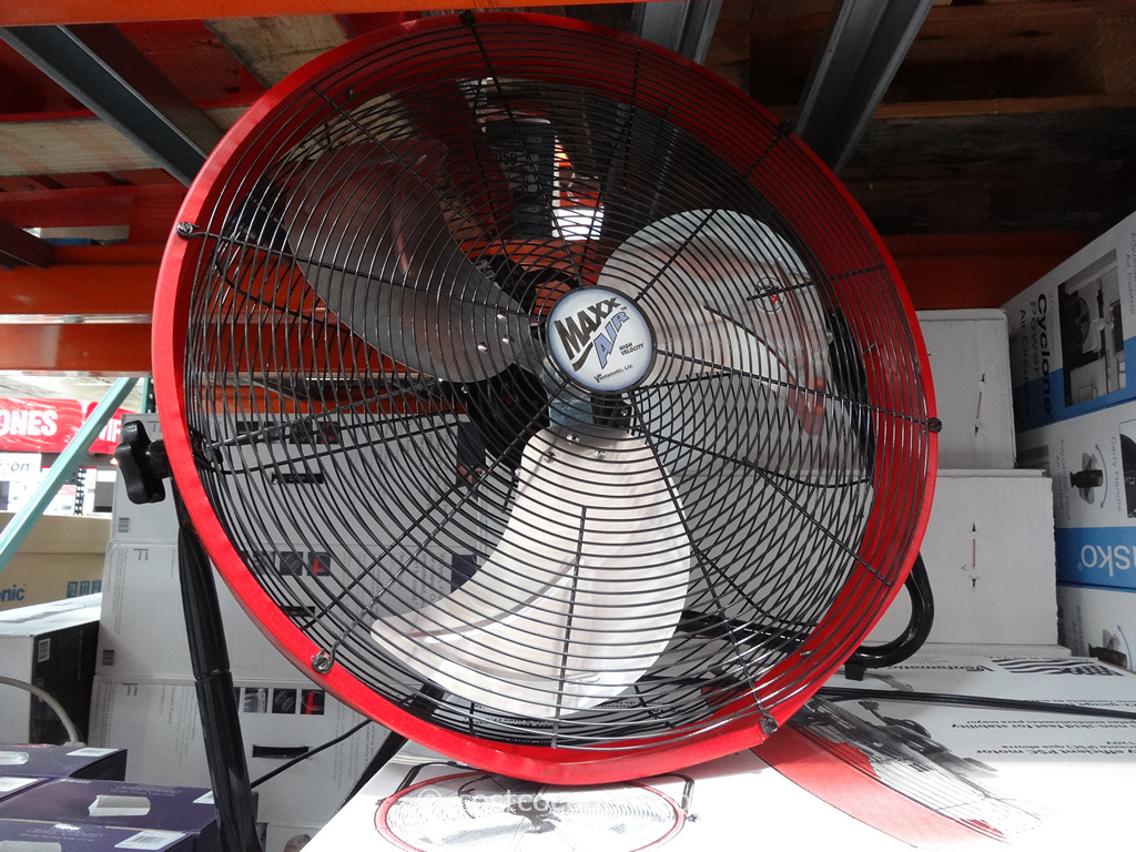 Ventamatic MaxAir High Velocity Fan Costco 2