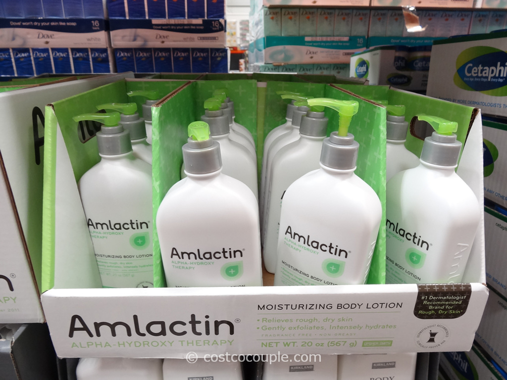 Amlactin Moisturizing Lotion Costco 2
