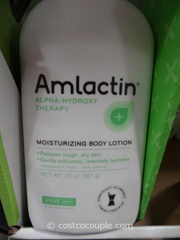 Amlactin Moisturizing Lotion Costco 4
