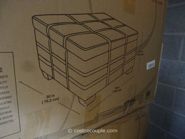 Ave Six Everett Storage Ottoman Costco 2