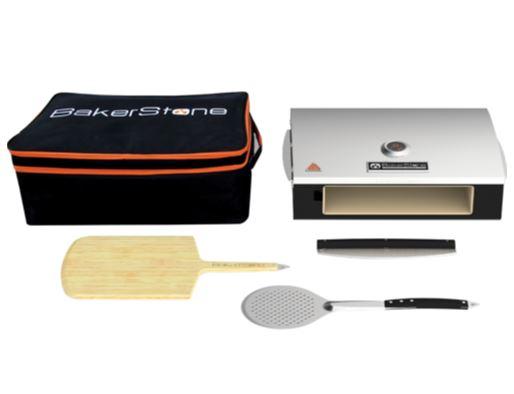 Baker Stone Professional Series Pizza Oven Kit Costco 2
