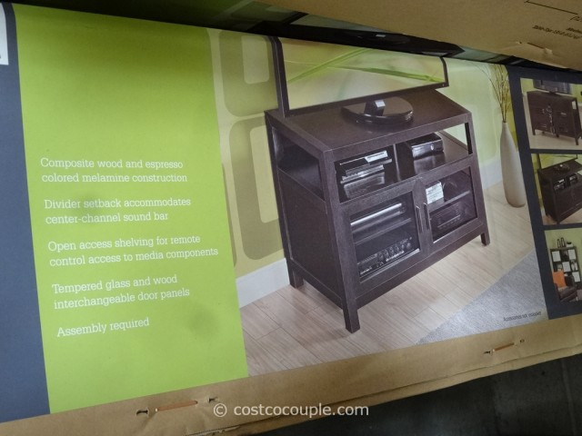 Bayside Furnishings Onin TV Stand Costco 3