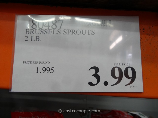 Brussels Sprouts Costco 1