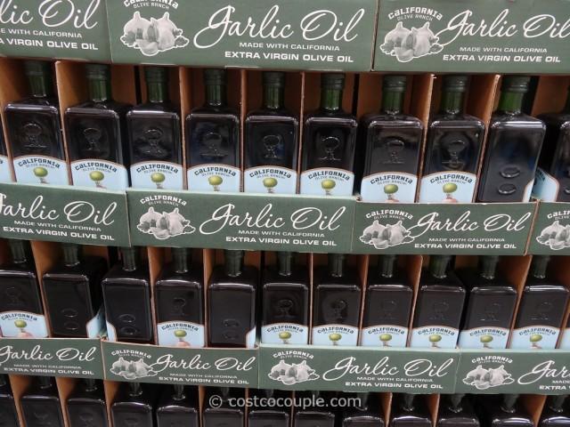 California Olive Ranch Roasted Garlic Oil Costco 1