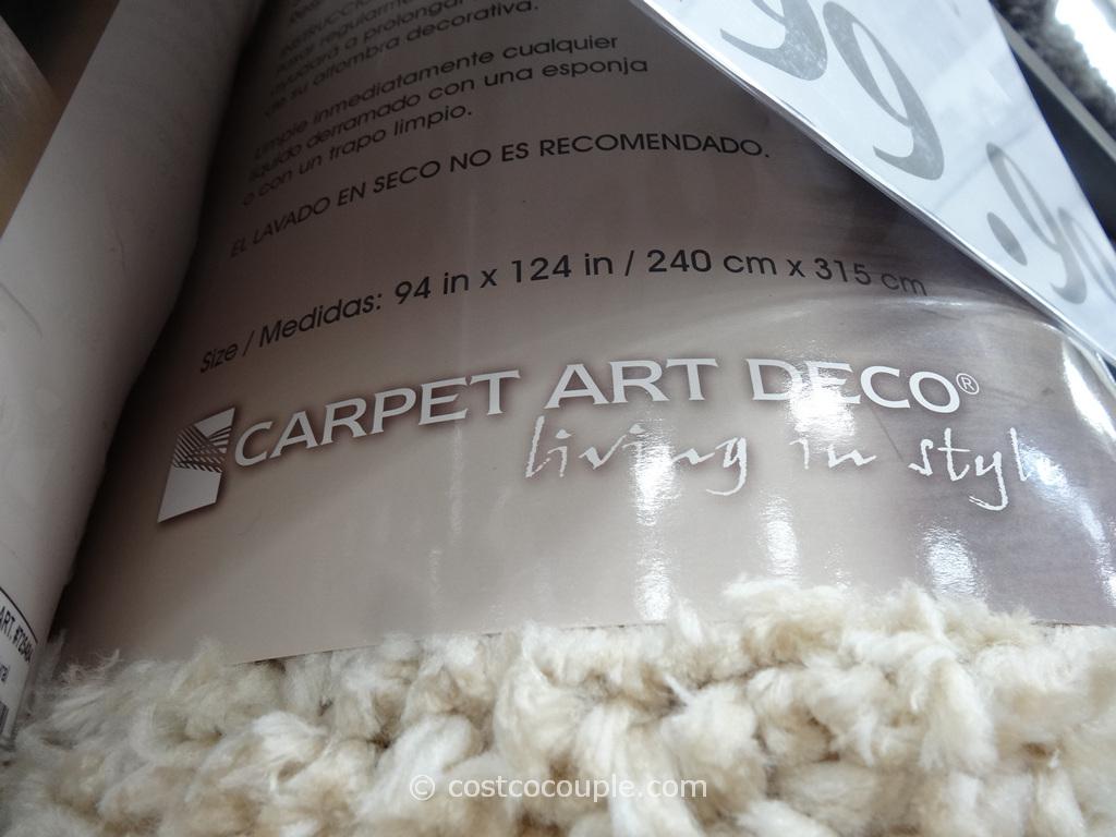 Carpet Art Deco Comfort Shag Rug 7 10 X 10 4
