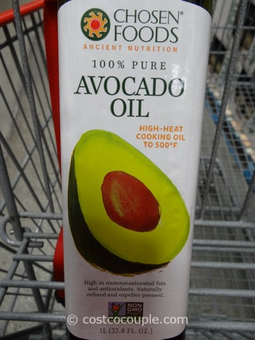 Chosen Foods Pure Avocado Oil Costco 3