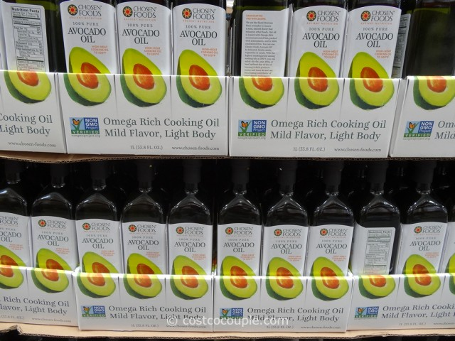 Chosen Foods Pure Avocado Oil Costco 5