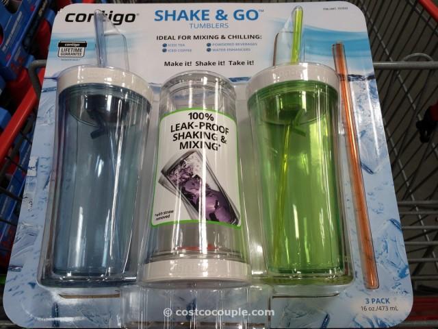 Contigo Tumblers with Straws Costco 4