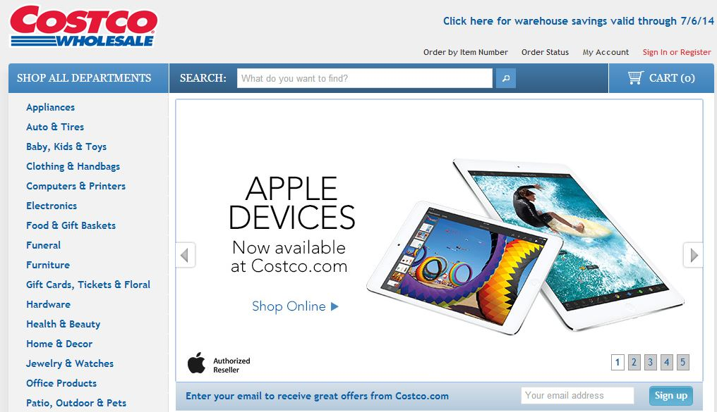 Costco Apple Devices 1