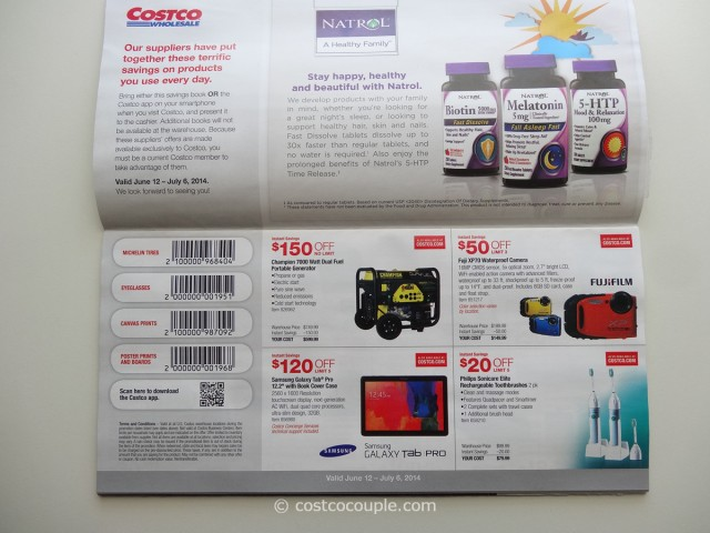 Costco June 2014 Coupon Book 2