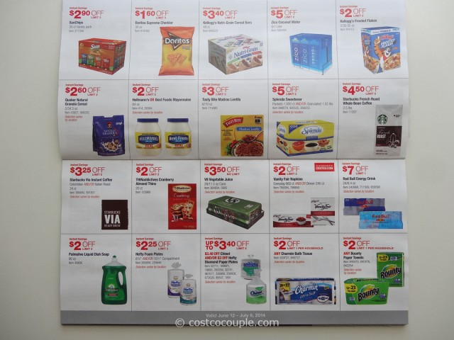 Costco June 2014 Coupon Book 4