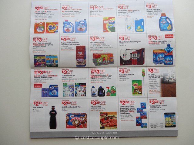 Costco June 2014 Coupon Book 5