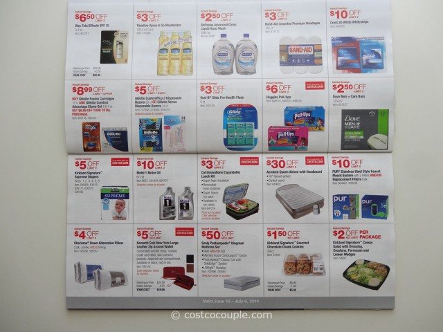 Costco June 2014 Coupon Book 6
