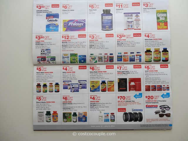 Costco June 2014 Coupon Book 7