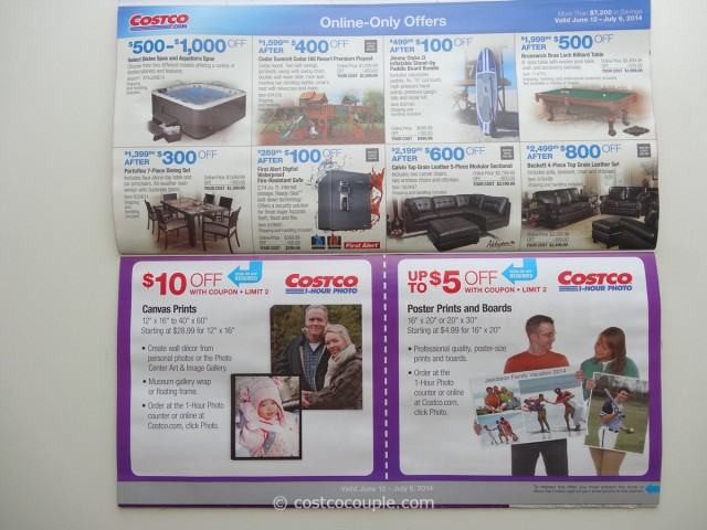 Through the Costco Weekly ads customers be on track of the week-by-week move of your favourite store and you will be updated with the weekly status of different products such as general grocery, frozen foods, meat, bread, snacks, liquors, and a whole lot more.. Visit your nearest Costco supermarket or navigate on their website and get your Costco coupons now.
