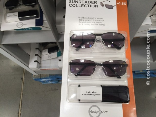 Design Optics Sunglass Readers Costco 3