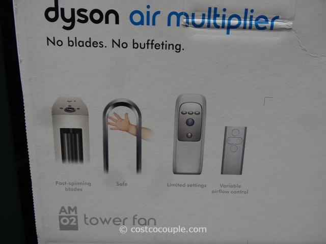 Dyson Air Multiplier Tower Fan Costco 5
