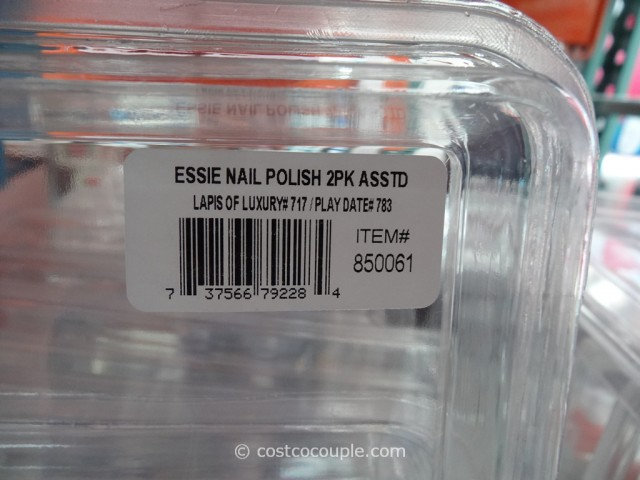Essie 2-Pack Nail Polish Costco 3