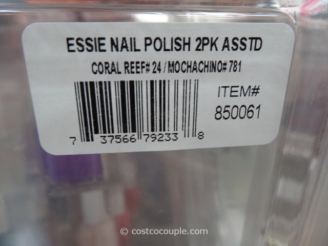Essie 2-Pack Nail Polish Costco 4