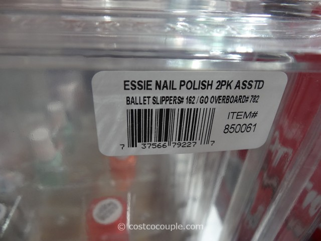 Essie 2-Pack Nail Polish Costco 7