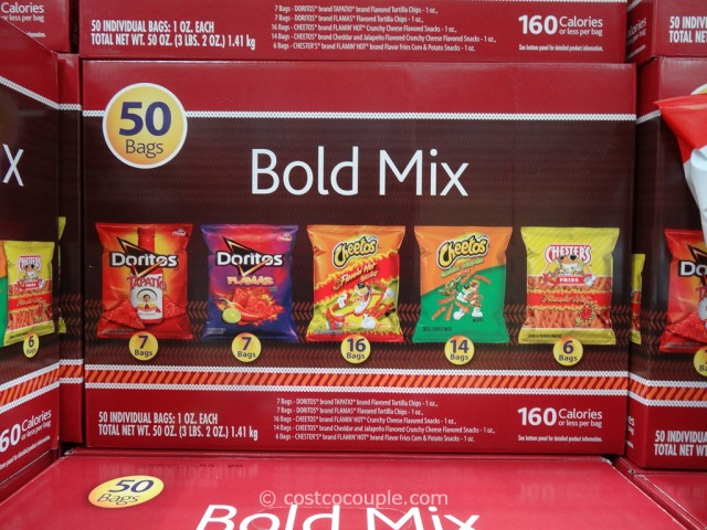 Frito Lay Bold Mix Costco 2