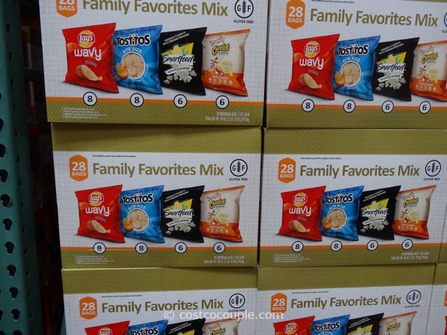 Frito Lay Family Favorites Pack Costco 2