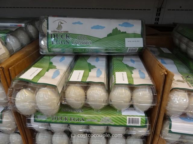 Fulton Valley Farms Duck Eggs Costco 2