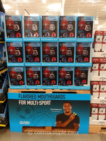 GoFlav Flavored Mouthguards Costco 1