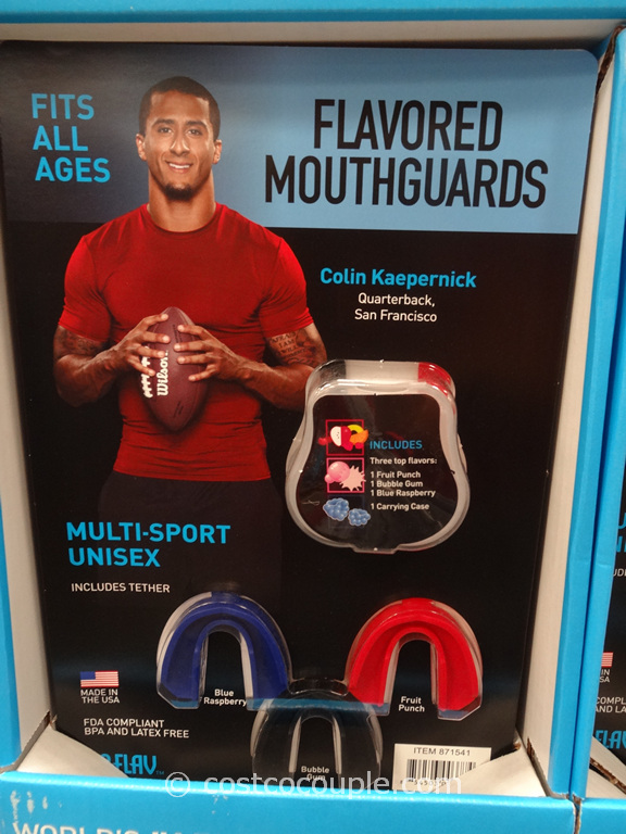 GoFlav Flavored Mouthguards Costco 2