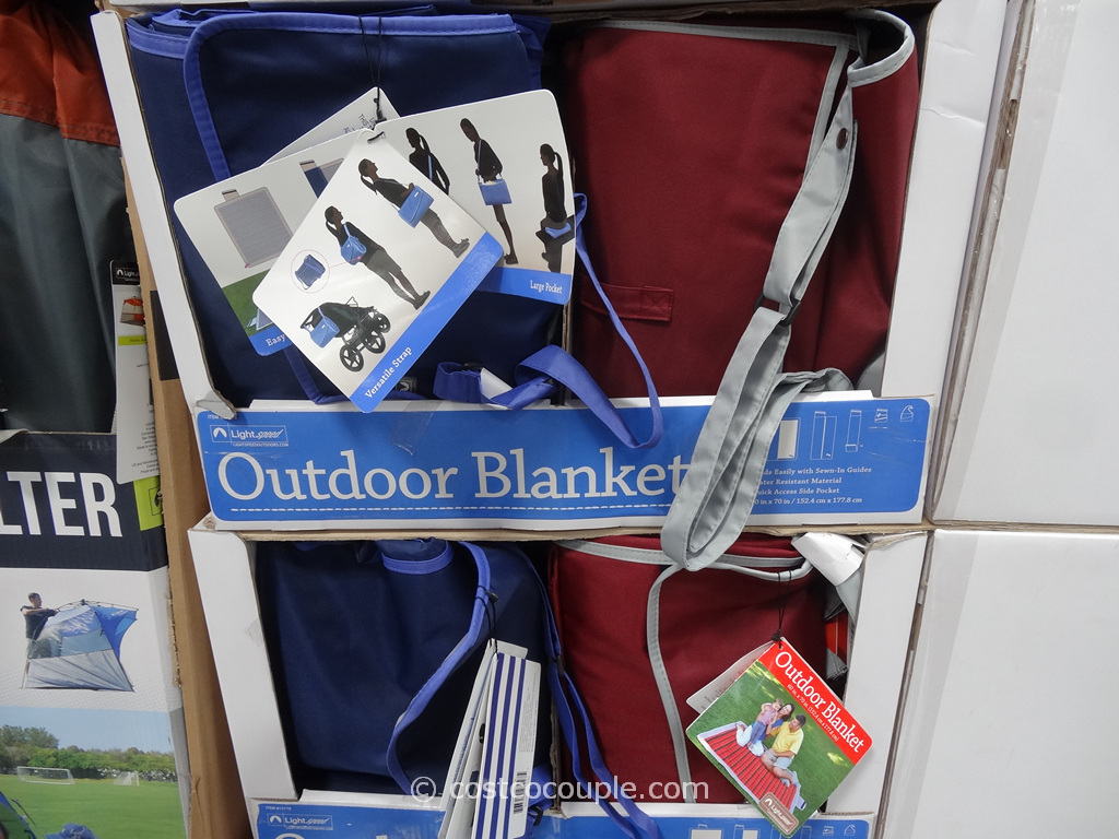 Lightspeed Outdoors Folding Blanket Costco 2