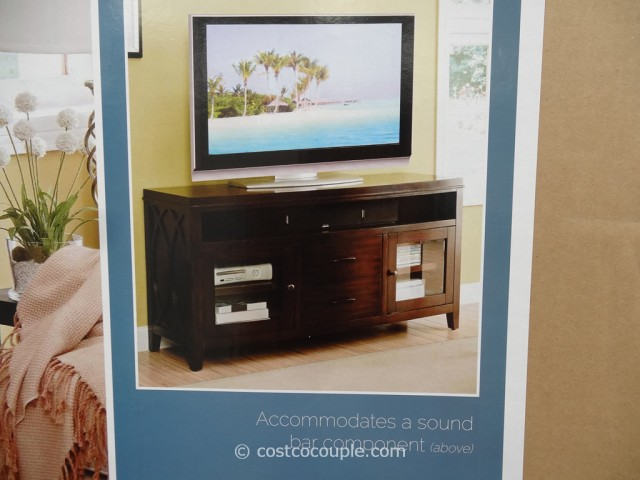 Martin Home Furnishings Metropolitan TV Console Costco 3