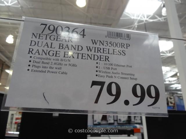 Netgear Wifi Range Extender Costco 1