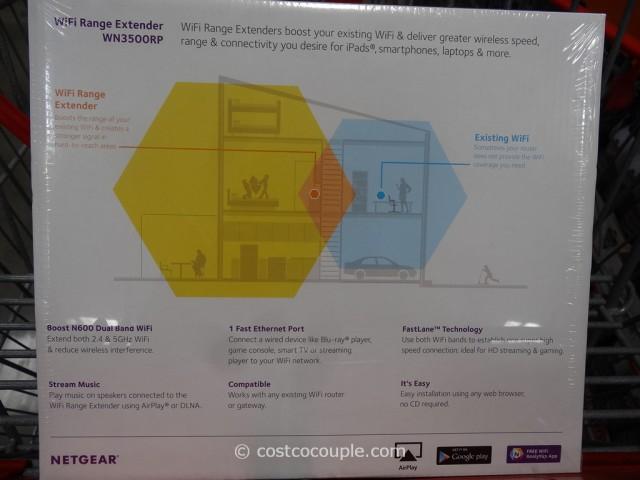 Netgear Wifi Range Extender Costco 3