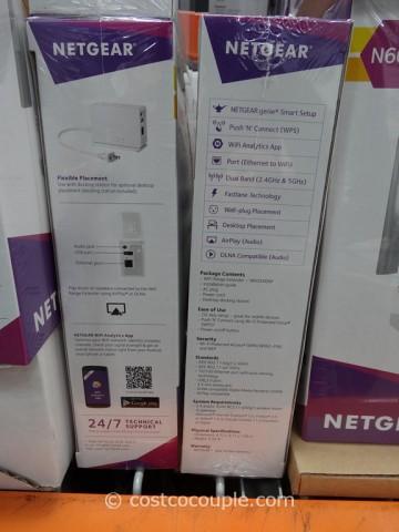 Netgear Wifi Range Extender Costco 4