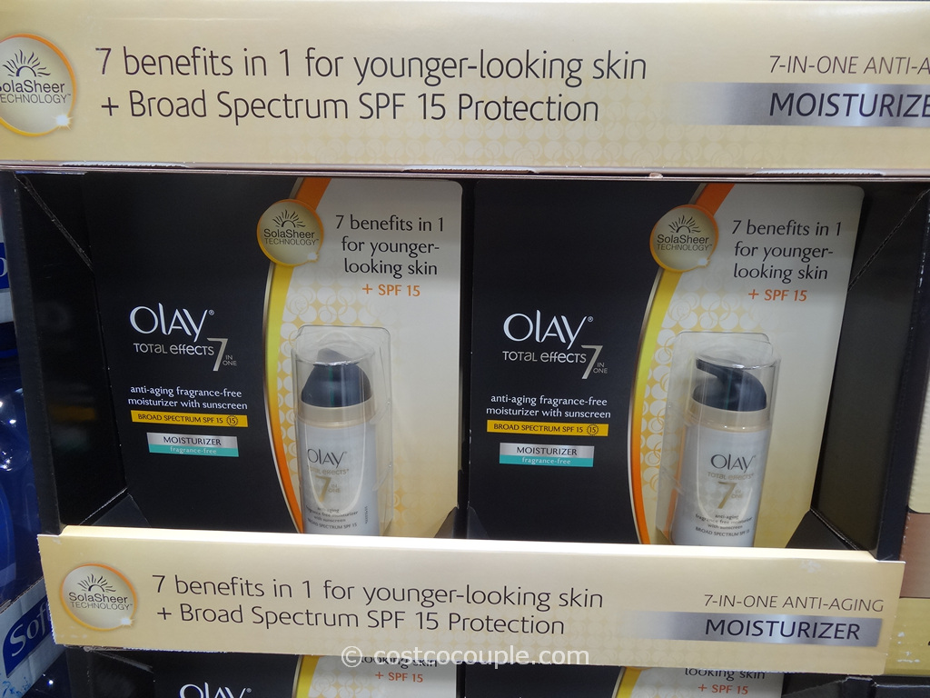 Olay Total Effects SPF 15 Costco 3