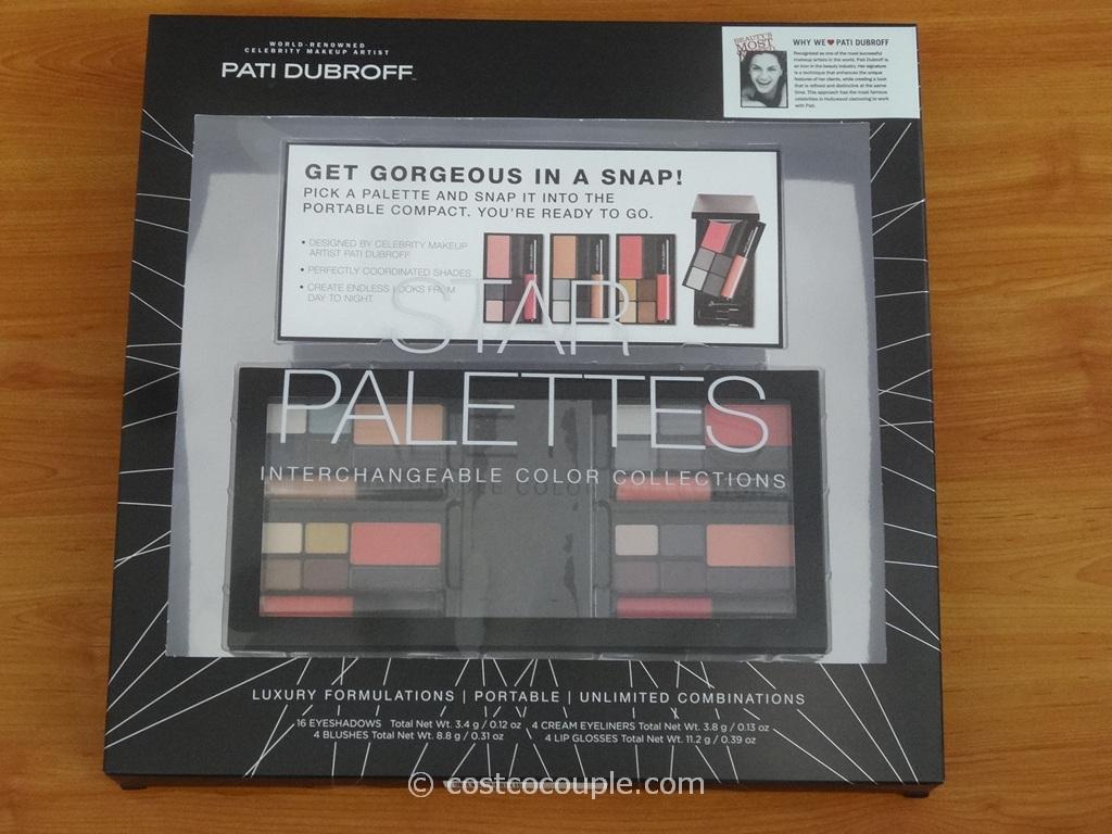 Pati Dubroff Star Palettes Costco 2