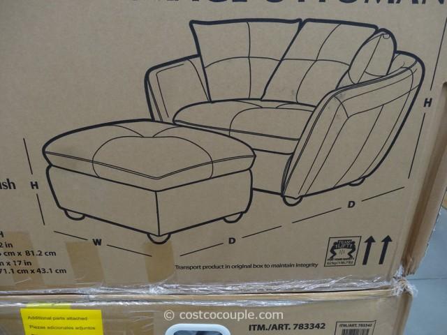 Pulaski Knox Accent Chair Costco 4