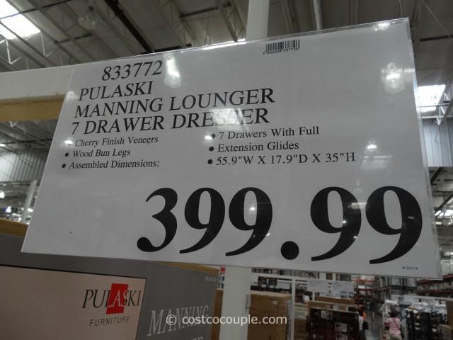 Pulaski Manning Dresser Costco 1