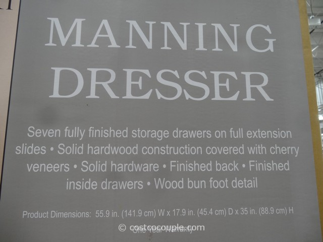Pulaski Manning Dresser Costco 4
