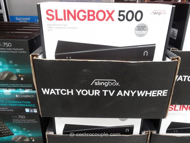 Slingbox 500 Costco 1