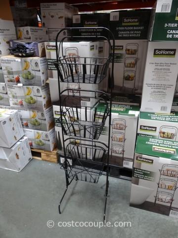 So Home 3 Tier Basket Costco 1