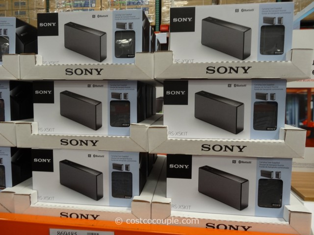 Sony X5 Portable Bluetooth Speaker Costco 2